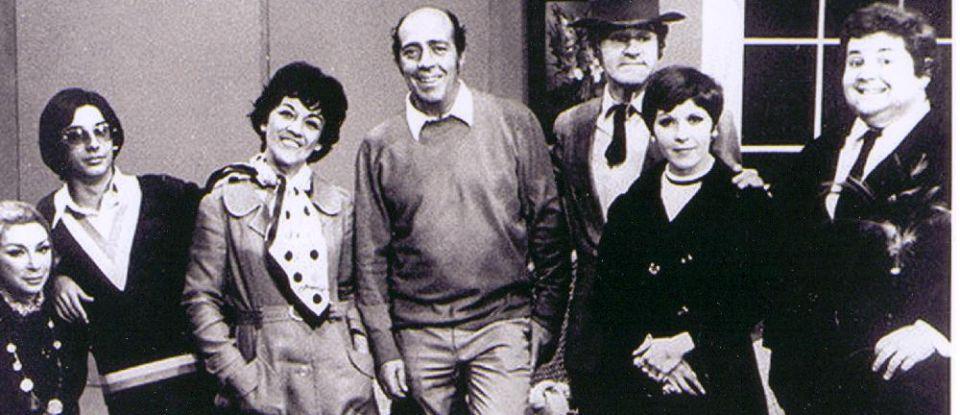 Cidinha integrou o elenco da Família Trapo, que fez grande sucesso na década de 60
